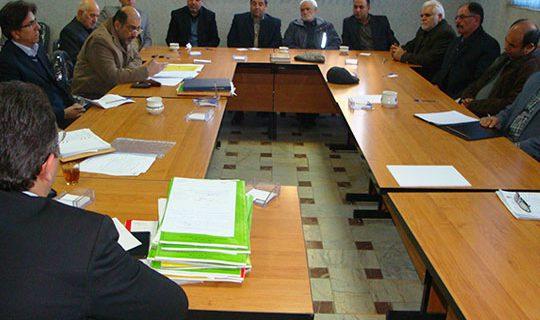 بازدید نمایندگان ستاددیه کشور از ستاددیه استان اردبیل