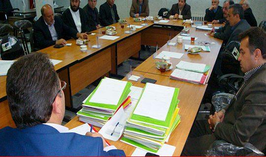 برگزاری اولین جلسه هماهنگی ستاددیه استان بادستگاهای اجرای و ادارات به مناسبت جشن گلریزان سال ۹۴