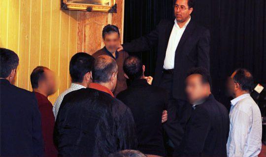 بازدید مدیر عامل  ستاددیه اردبیل از زندان