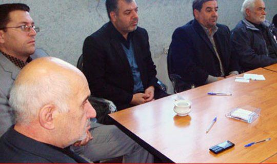 هفدهمین جلسه هیات مدیره ستاددیه شعبه استان اردبیل برگزار گردید