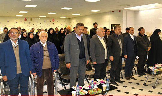 پنجمین مرحله ی جشن  آزادسازی زندانیان جرایم غیرعمد برگزار گردید