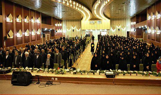 دومین همایش بانوان خیر در شهرستان اردبیل  برگزار شد