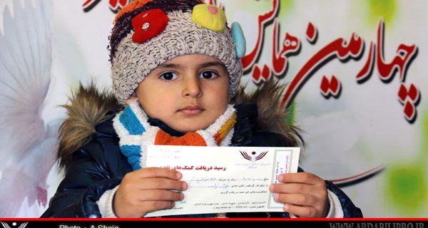 کمک ۱۵۰میلیون تومانی بانوان خیر اردبیلی به زندانیان جرایم غیر عمد ومالی