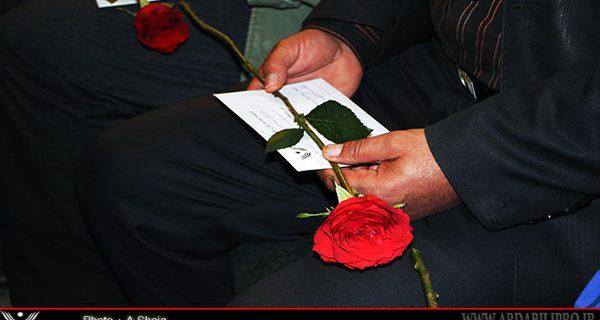 آزادی ۲۲زندانی جرایم غیرعمد و مالی در سومین جشن آزاد سازی نمایندگی ستاد دیه ی استان اردبیل