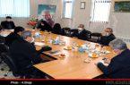 اولین نشست برگزاری پنجمین مرحله ی همایش بانوان خیرمرکز استان اردبیل برگزار شد