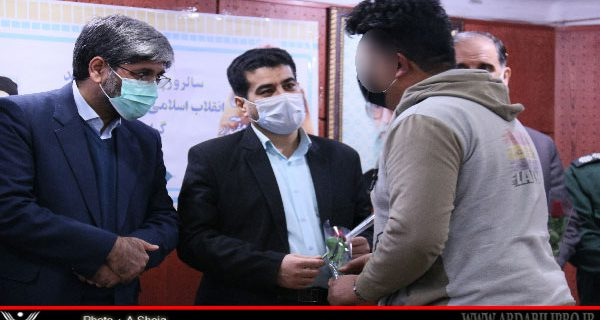 آزادی ۳۶زندانی جرایم غیر عمد ومالی به مناسبت چهل و دومین بهار انقلاب اسلامی ایران