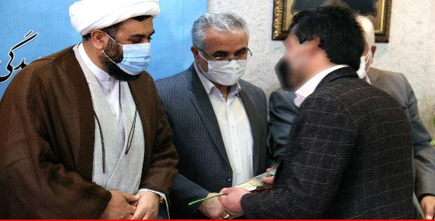 آزادی ۴۲زندانی جرایم و غیر عمد ومالی اردبیلی  در آستانه عید نوروز