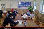 بازدید مدیرنمایندگی ستاددیه ی استان اردبیل از زندانهای  تابعه اردبیل