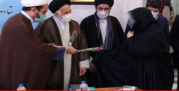 عیدانه هفته ی وحدت آزادی ۳۵زندانی جرایم غیر عمد ومالی استان اردبیل